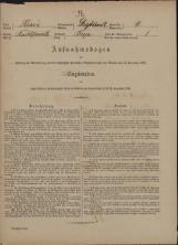 Popis prebivalstva 31. 12. 1869<br />Občina Velika Loka<br />Breza 4<br />Population census 31 December 1869<br />Municipality Velika Loka