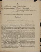 Popis prebivalstva 31. 12. 1869<br />Občina Velika Loka<br />Breza 9<br />Population census 31 December 1869<br />Municipality Velika Loka