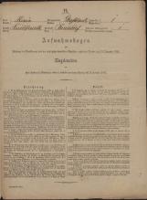 Popis prebivalstva 31. 12. 1869<br />Občina Velika Loka<br />Studenec 1<br />Population census 31 December 1869<br />Municipality Velika Loka