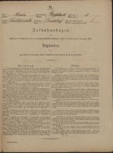Popis prebivalstva 31. 12. 1869<br />Občina Velika Loka<br />Studenec 2<br />Population census 31 December 1869<br />Municipality Velika Loka