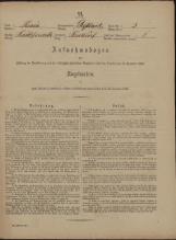Popis prebivalstva 31. 12. 1869<br />Občina Velika Loka<br />Studenec 3<br />Population census 31 December 1869<br />Municipality Velika Loka