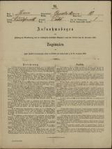 Popis prebivalstva 31. 12. 1869<br />Občina Velika Loka<br />Čatež 10<br />Population census 31 December 1869<br />Municipality Velika Loka