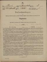 Popis prebivalstva 31. 12. 1869<br />Občina Velika Loka<br />Čatež 2<br />Population census 31 December 1869<br />Municipality Velika Loka