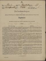 Popis prebivalstva 31. 12. 1869<br />Občina Velika Loka<br />Čatež 27<br />Population census 31 December 1869<br />Municipality Velika Loka