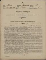 Popis prebivalstva 31. 12. 1869<br />Občina Velika Loka<br />Čatež 3<br />Population census 31 December 1869<br />Municipality Velika Loka