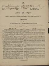 Popis prebivalstva 31. 12. 1869<br />Občina Velika Loka<br />Čatež 32<br />Population census 31 December 1869<br />Municipality Velika Loka
