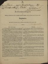 Popis prebivalstva 31. 12. 1869<br />Občina Velika Loka<br />Čatež 37<br />Population census 31 December 1869<br />Municipality Velika Loka