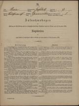 Popis prebivalstva 31. 12. 1869<br />Občina Velika Loka<br />Veliki Videm 9<br />Population census 31 December 1869<br />Municipality Velika Loka