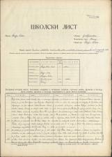 Šolski list (1928)<br />Šolski okraj Kranj<br />Občina Škofja Loka<br />Škofja Loka<br />Zasebna dekliška meščanska šola uršulink s pravico javnosti<br />School census (1928)<br />School district Kranj<br />Municipality Škofja Loka
