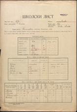 Šolski list (1928)<br />Šolski okraj Celje<br />Občina Velika Pirešica<br />Pirešica<br />Dvorazredna mešana osnovna šola<br />School census (1928)<br />School district Celje<br />Municipality Velika Pirešica