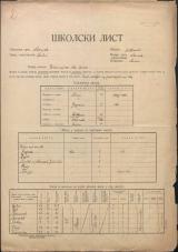 Šolski list (1929)<br />Šolski okraj Novo mesto<br />Občina Ambrus<br />Ambrus<br />Državna mešana osnovna šola Ambrus<br />School census (1929)<br />School district Novo mesto<br />Municipality Ambrus