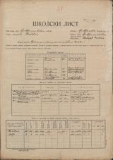 Šolski list (1928)<br />Šolski okraj Ljubljana - okolica<br />Občina Rakitna<br />Rakitna<br />Državna mešana osnovna šola v Rakitni<br />School census (1928)<br />School district Ljubljana - okolica<br />Municipality Rakitna