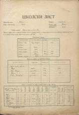Šolski list (1929)<br />Šolski okraj Ljutomer<br />Občina Apače<br />Apače<br />Državna deška osnovna šola<br />School census (1929)<br />School district Ljutomer<br />Municipality Apače