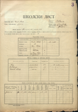 Šolski list (1929)<br />Šolski okraj Murska Sobota<br />Občina Murska Sobota - okolica<br />Bakovci<br />Štirirazredna državna osnovna šola<br />School census (1929)<br />School district Murska Sobota<br />Municipality Murska Sobota - okolica