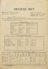 Šolski list (1928)<br />Šolski okraj Maribor - levi breg<br />Občina Gornji Duplek<br />Žitečka vas<br />Državna osnovna šola<br />School census (1928)<br />School district Maribor - levi breg<br />Municipality Gornji Duplek