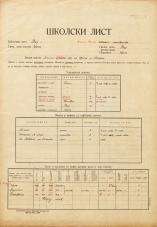 Šolski list (1928)<br />Šolski okraj Ptuj<br />Občina Hum<br />Hum<br />Državna narodna šola na Humu pri Ormožu<br />School census (1928)<br />School district Ptuj<br />Municipality Hum
