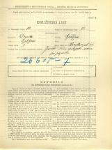 Popis prebivalstva 31. 3. 1931<br />Ljubljana<br />Korytkova ulica 21<br />Population census 31 March 1931