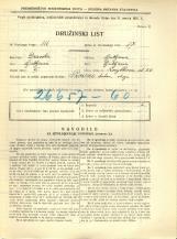 Popis prebivalstva 31. 3. 1931<br />Ljubljana<br />Korytkova ulica 26<br />Population census 31 March 1931