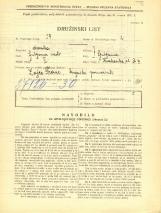 Popis prebivalstva 31. 3. 1931<br />Ljubljana<br />Krakovska ulica 3<br />Population census 31 March 1931
