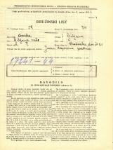 Popis prebivalstva 31. 3. 1931<br />Ljubljana<br />Krakovska ulica 31<br />Population census 31 March 1931