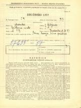 Popis prebivalstva 31. 3. 1931<br />Ljubljana<br />Krakovska ulica 37<br />Population census 31 March 1931