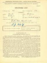 Popis prebivalstva 31. 3. 1931<br />Ljubljana<br />Krakovski nasip 12<br />Population census 31 March 1931