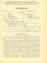 Popis prebivalstva 31. 3. 1931<br />Ljubljana<br />Kralja Petra trg 2<br />Population census 31 March 1931