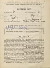 Popis prebivalstva 31. 3. 1931<br />Ljubljana<br />Langusova ulica 18<br />Population census 31 March 1931
