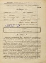 Popis prebivalstva 31. 3. 1931<br />Ljubljana<br />Lepodvorska ulica 3<br />Population census 31 March 1931