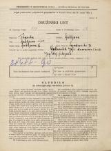 Popis prebivalstva 31. 3. 1931<br />Ljubljana<br />Lepodvorska ulica 31<br />Population census 31 March 1931
