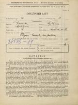 Popis prebivalstva 31. 3. 1931<br />Ljubljana<br />Levčeva ulica 12<br />Population census 31 March 1931