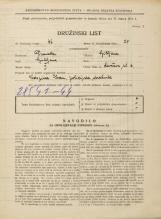 Popis prebivalstva 31. 3. 1931<br />Ljubljana<br />Levčeva ulica 4<br />Population census 31 March 1931