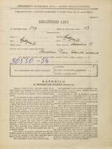 Popis prebivalstva 31. 3. 1931<br />Ljubljana<br />Medvedova cesta 27<br />Population census 31 March 1931