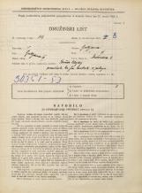 Popis prebivalstva 31. 3. 1931<br />Ljubljana<br />Medvedova cesta 8<br />Population census 31 March 1931