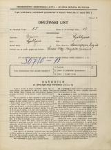Popis prebivalstva 31. 3. 1931<br />Ljubljana<br />Mencingerjeva ulica NN2<br />Population census 31 March 1931