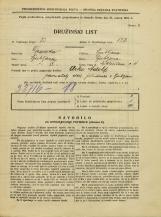 Popis prebivalstva 31. 3. 1931<br />Ljubljana<br />Miklošičeva cesta 11<br />Population census 31 March 1931