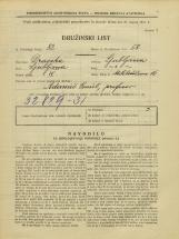Popis prebivalstva 31. 3. 1931<br />Ljubljana<br />Miklošičeva cesta 16<br />Population census 31 March 1931