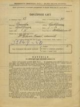 Popis prebivalstva 31. 3. 1931<br />Ljubljana<br />Miklošičeva cesta 18<br />Population census 31 March 1931