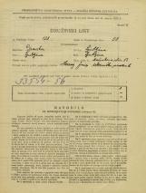 Popis prebivalstva 31. 3. 1931<br />Ljubljana<br />Močnikova ulica 13<br />Population census 31 March 1931
