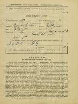 Popis prebivalstva 31. 3. 1931<br />Ljubljana<br />Močnikova ulica 4<br />Population census 31 March 1931