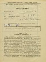 Popis prebivalstva 31. 3. 1931<br />Ljubljana<br />Opekarska cesta 18<br />Population census 31 March 1931
