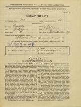 Popis prebivalstva 31. 3. 1931<br />Ljubljana<br />Podmilščakova ulica 37<br />Population census 31 March 1931