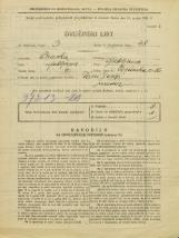Popis prebivalstva 31. 3. 1931<br />Ljubljana<br />Poljanska cesta 36<br />Population census 31 March 1931
