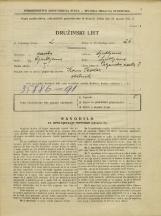 Popis prebivalstva 31. 3. 1931<br />Ljubljana<br />Poljanska cesta 8<br />Population census 31 March 1931