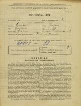 Popis prebivalstva 31. 3. 1931<br />Ljubljana<br />Predjamska ulica 4<br />Population census 31 March 1931