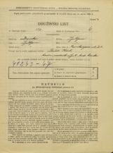 Popis prebivalstva 31. 3. 1931<br />Ljubljana<br />Ravniharjeva ulica 6<br />Population census 31 March 1931