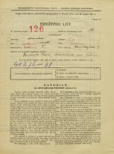 Popis prebivalstva 31. 3. 1931<br />Ljubljana<br />Ravniharjeva ulica 9<br />Population census 31 March 1931