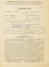 Popis prebivalstva 31. 3. 1931<br />Ljubljana<br />Resljeva ulica 25<br />Population census 31 March 1931