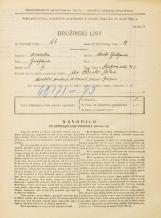 Popis prebivalstva 31. 3. 1931<br />Ljubljana<br />Resljeva ulica 31<br />Population census 31 March 1931