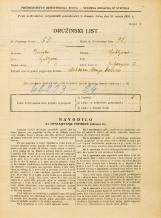 Popis prebivalstva 31. 3. 1931<br />Ljubljana<br />Riharjeva ulica 2<br />Population census 31 March 1931
